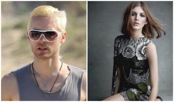 Джаред Лето встречается с 20-летней российской моделью