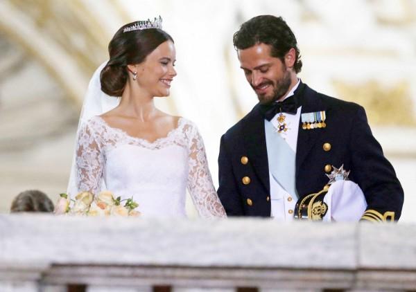 Шведский принц Карл Филипп женился на участнице реалити-шоу