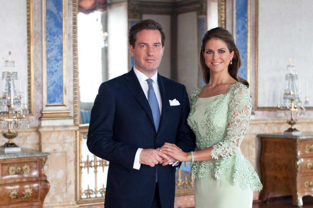 Король Швеции огласил имя и титул новорожденного сына принцессы Мадлен