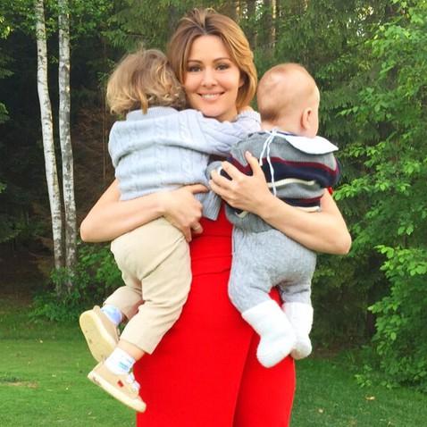 Мария Кожевникова – «Как же я счастлива, что у меня детки погодки!»