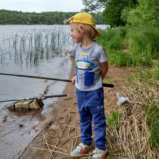 Маша Малиновская показала четырехлетнего сына