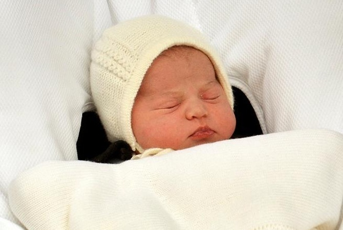 На крещение дочери Кейт Миддлтон и принца Уильяма пригласили простых британцев