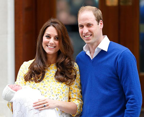 На крещение дочери Кейт Миддлтон и принца Уильяма пригласили простых британцев1