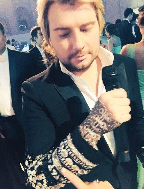 Николай Басков получил подарок стоимостью 150 000 евро (фото)