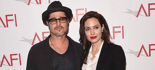 Новости о разводе Анджелины Джоли и Брэда Питта оказались слухами
