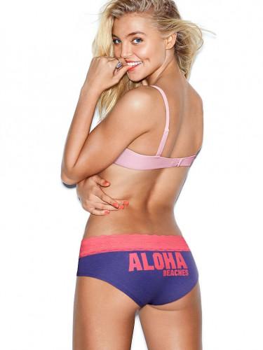 Рэйчел Гилберт стала лицом бельевой линейки Victoria's Secret Pink