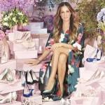 Сара Джессика Паркер выпустила свадебные туфли для невест