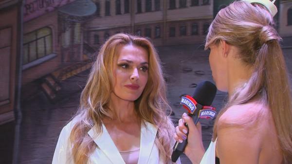 Сумская рассказала об отношениях дочки с российским актером