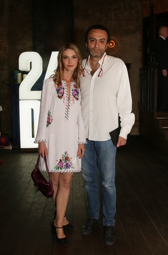 Светлана Иванова и Джаник Файзиев официально подтвердили свои отношения