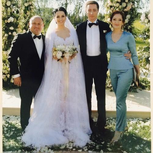 Сын Игоря Крутого женился во второй раз