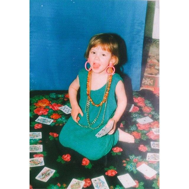 Участница ВИА Гры удивила своим детским фото