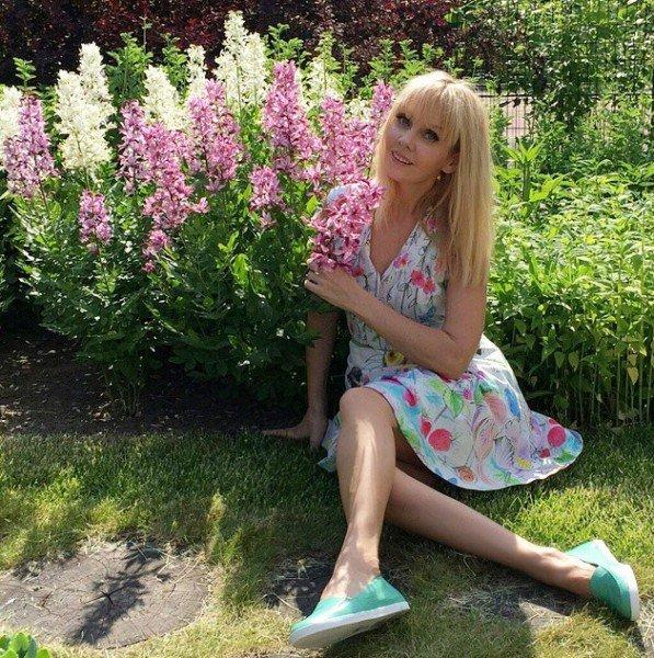 Валерия опубликовала новые фото