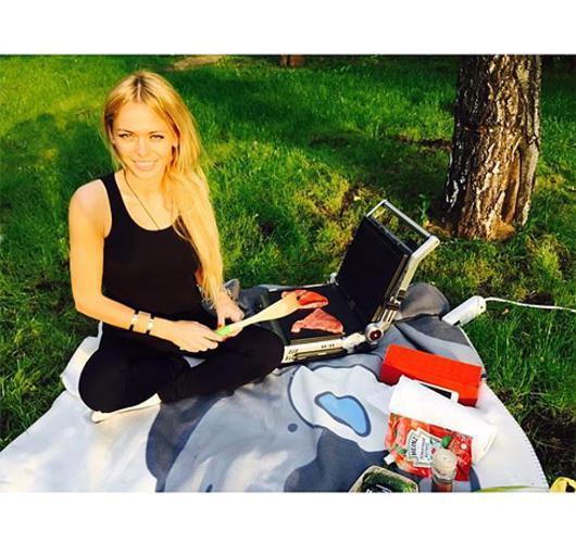 Анна Хилькевич из «Универа» активно готовится к свадьбе