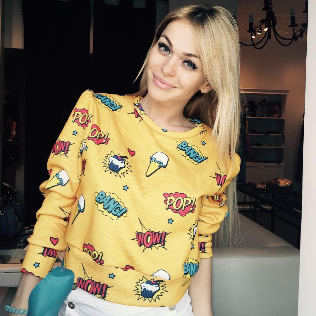 Анна Хилькевич выпустит коллекцию одежды