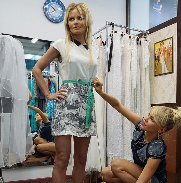 Дана Борисова отметит свадьбу с размахом