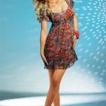 С чем носить летнее платье? 15 фото