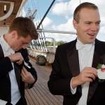 Как должен выглядеть хороший свидетель на свадьбе?