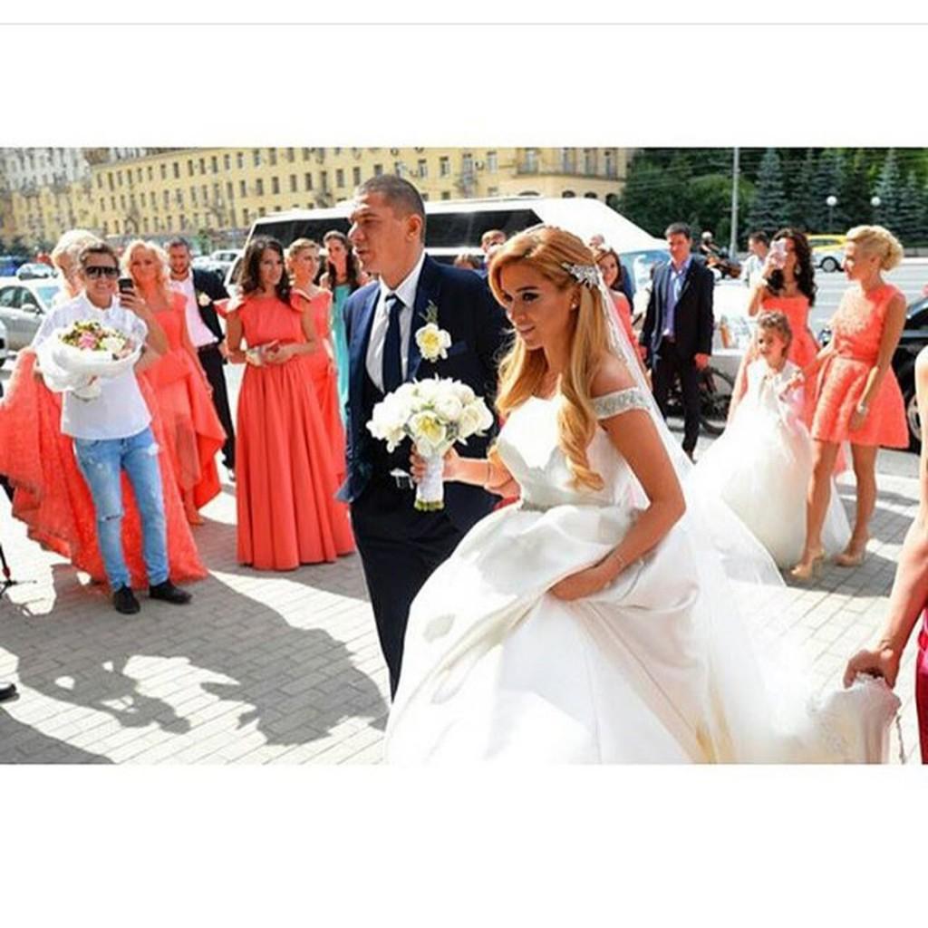 Ксения Бородина вышла замуж4