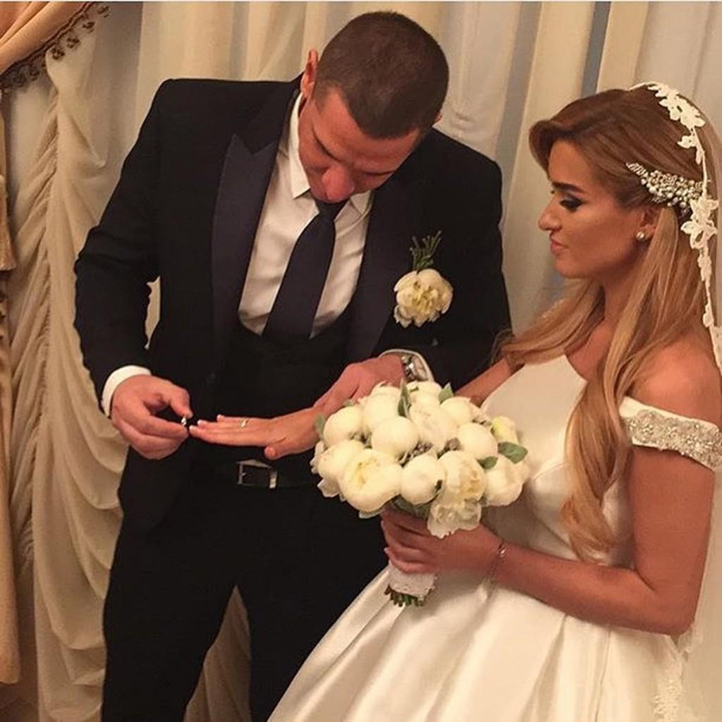Ксения Бородина вышла замуж5