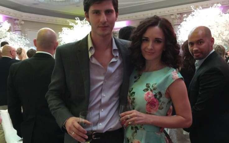 Маргарита Агибалова и Павел Марсо отметили третью годовщину свадьбы