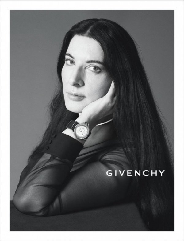 """Марина Абрамович станет постановщиком нового шоу """"Givenchy"""""""