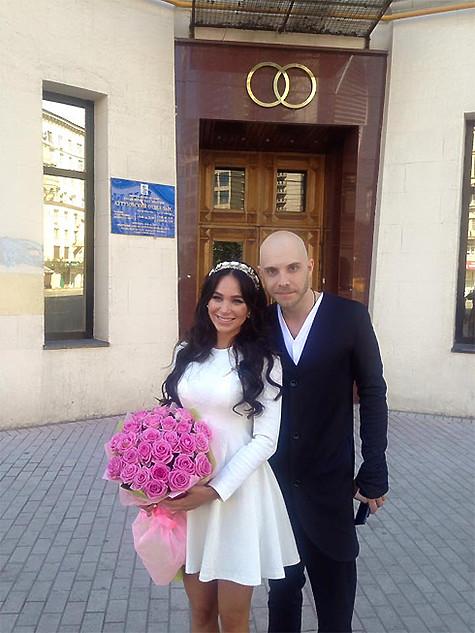 Старший сын Яны Поплавской женился1