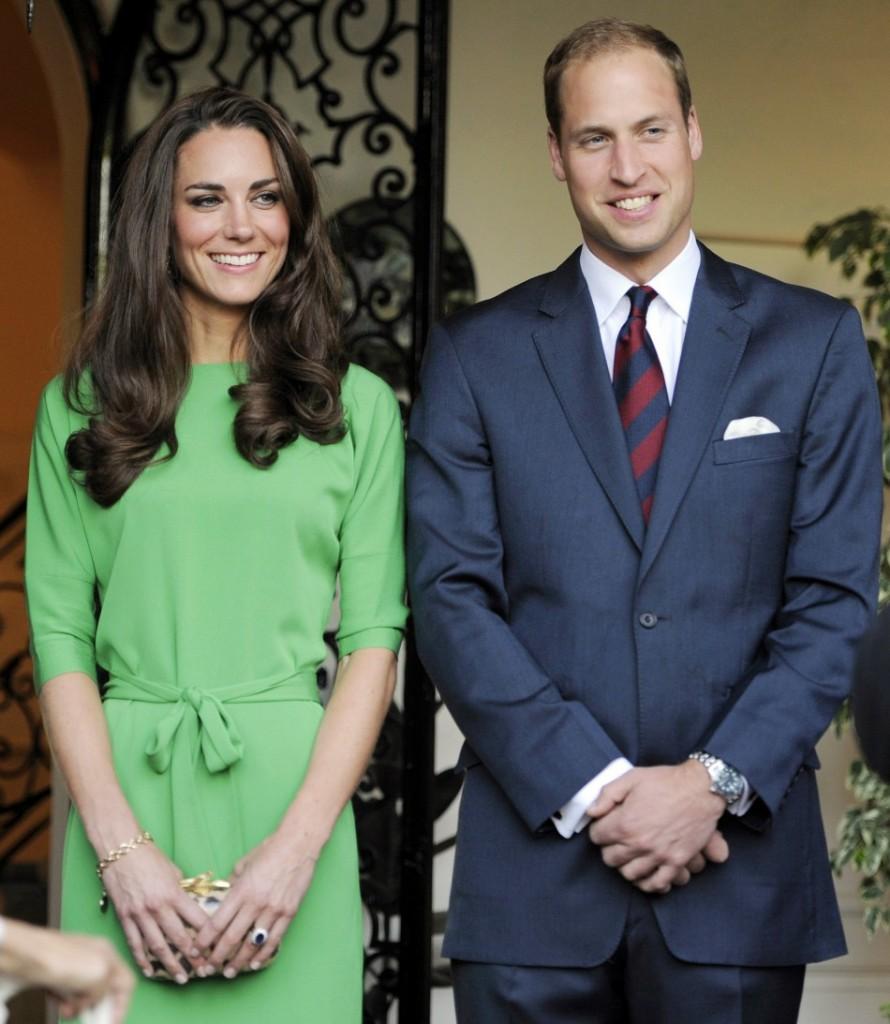 Телефонные разговоры Кейт Миддлтон и принца Уильяма прослушивают