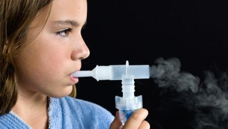 Небулайзер при насморке у детей