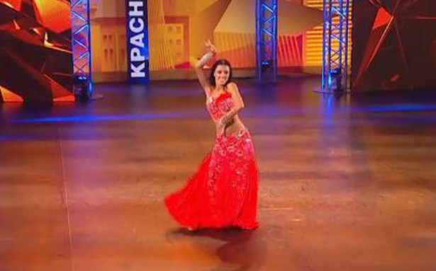 Екатерина Халезина. Танцы на ТНТ