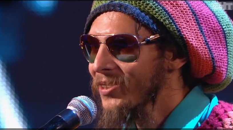 Jah Man ShamanOrWitch. Танцы на ТНТ