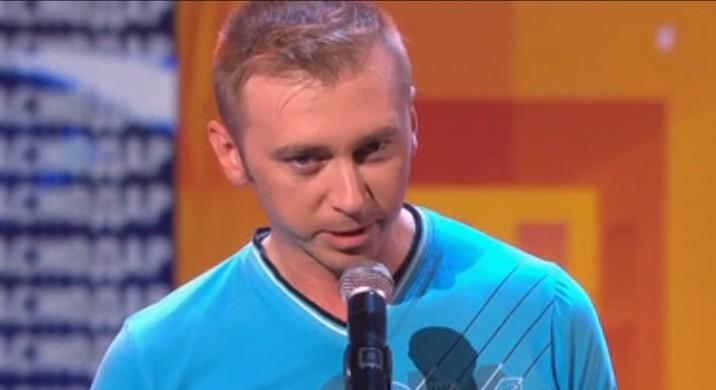 Максим Труфанов. Танцы на ТНТ