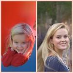Риз Уизерспун празднует 16-летие дочери