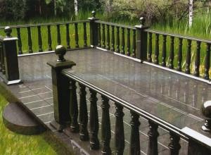 Шесть «за» ограду на могилу из гранита: к вопросу практичного и стильного оформления могил