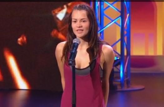 Виктория Салагина. Танцы на ТНТ