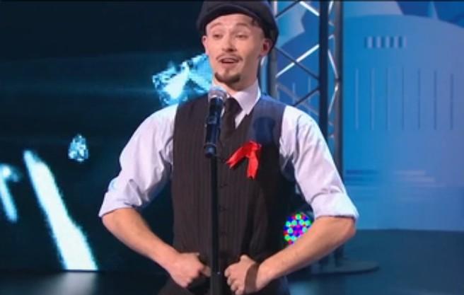 Владимир Литвинцев. Танцы на ТНТ