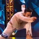Арман Баев. Танцы на ТНТ