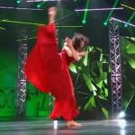 Маришка Пуртова. Танцы на ТНТ