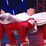 Трио «Свои Люди». Танцы на ТНТ