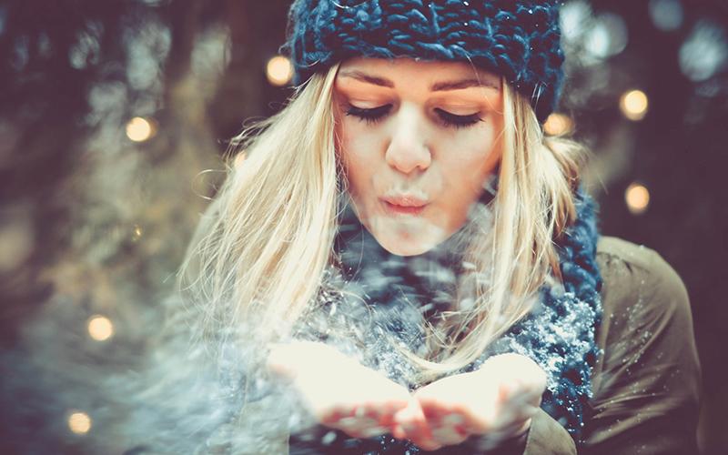 Как помочь волосам полюбить зиму