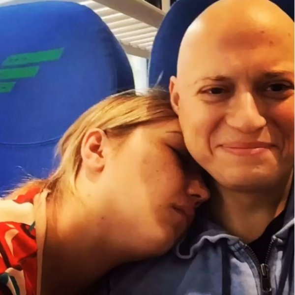Больной Андрей Гайдулян снова полетел в Германию
