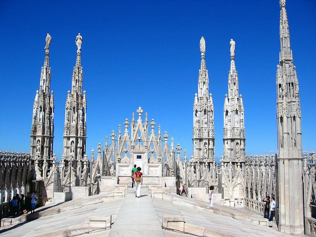 Поговорим об архитектуре Италии