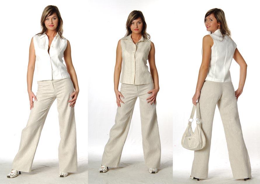 «Русский лен»: натуральная и модная одежда