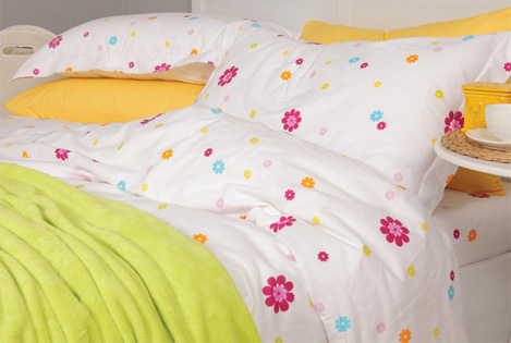 Виды постельного хлопкового белья для детей