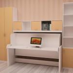 Стол-кровать — отличное решение для детской