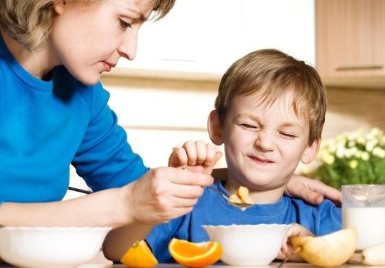 Как накормить капризного привереду