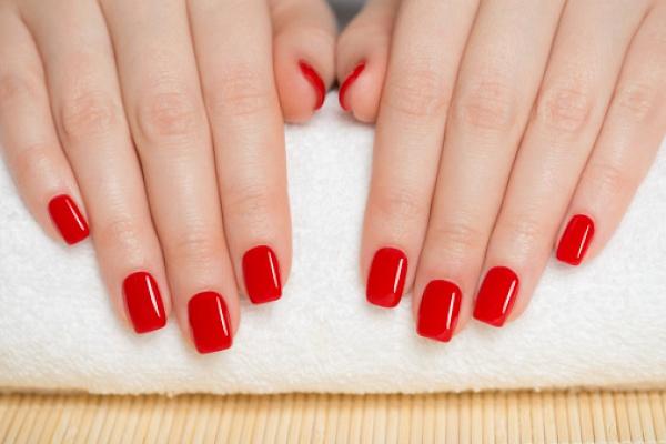 Как быстро просушить ногти
