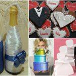 Выбор призов и подарков для гостей на свадьбу: мелочь, а приятно