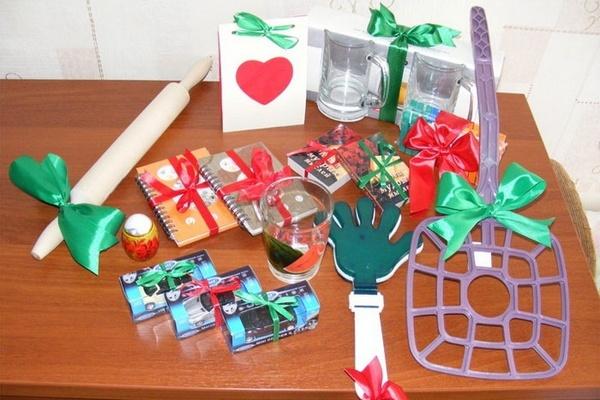 Подарки на конкурсы на свадьбу купить