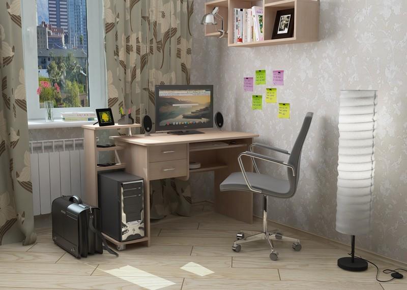 По каким критериям выбирают компьютерные столы?