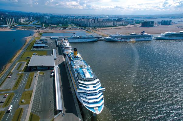 Санкт-Петербург – морские ворота России